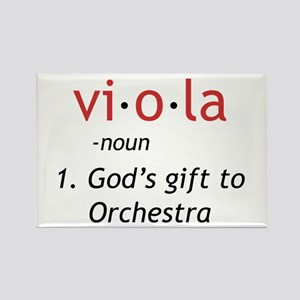 Definition of a Viola Rectangle Magnet