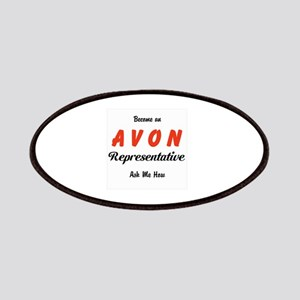 Become an Avon Rep Patches