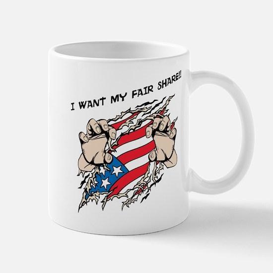 Fair Share Mug