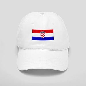 Croatian Flag Cap