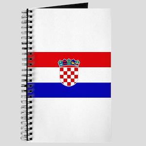 Croatian Flag Journal