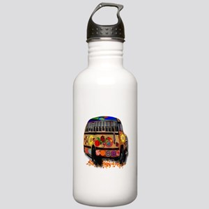 Ladybug bus Stainless Water Bottle 1.0L