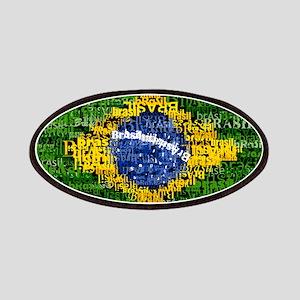Textual Brasil Patches