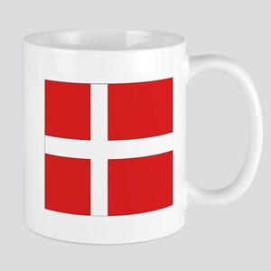 Denmark (Dannebrog) Flag Mug