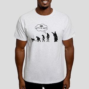 Let's go back! Light T-Shirt