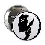 """Dark Elf Designs 2.25"""" Button (10 pack)"""