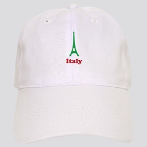 Italy eiffel tower Cap