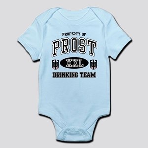 Prost German Drinking Team Infant Bodysuit