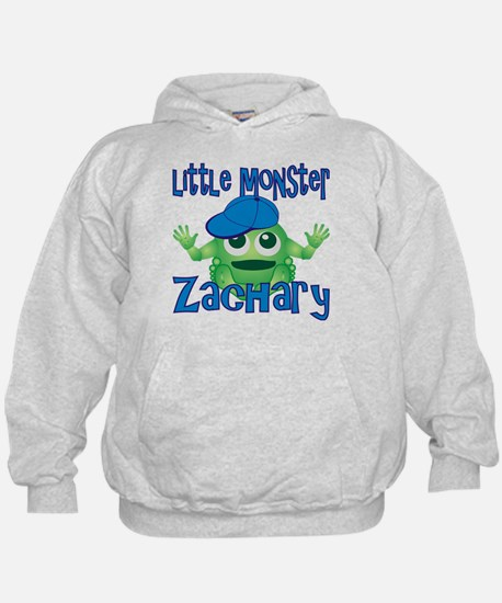 Little Monster Zachary Hoodie