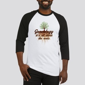 Genealogy Family Roots Baseball Jersey