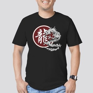 Men's Fitted T-Shirt Black