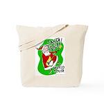 Santa Rocks - World Tour Tote Bag