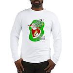 Santa Rocks - World Tour Long Sleeve T-Shirt