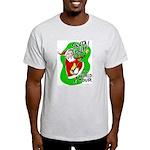 Santa Rocks - World Tour Light T-Shirt