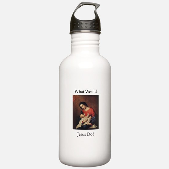 Cute Breast fed Water Bottle