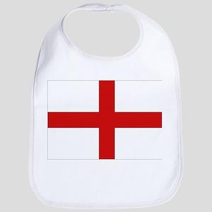 English Flag Bib