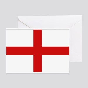 English Flag Greeting Cards (Pk of 10)