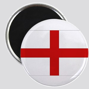 English Flag Magnet