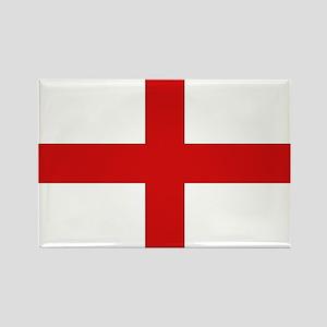 English Flag Rectangle Magnet