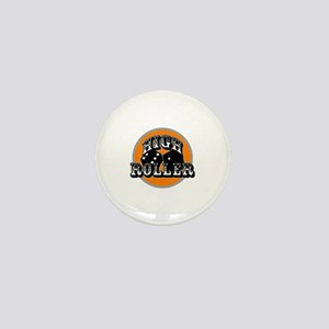 High roller Mini Button (10 pack)