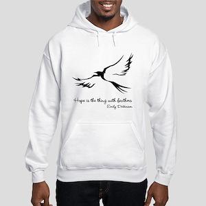 Feathered Hope Hooded Sweatshirt