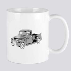 Ford Pickup 1940 -colored Mug