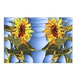 Sunflower Introduction Postcards (Package of 8)