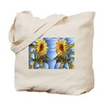 Sunflower Introduction Tote Bag