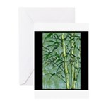 Bamboo Stalks Greeting Cards (Pk of 10)