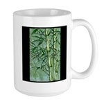 Bamboo Stalks Large Mug