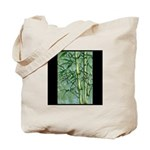 Bamboo Stalks Tote Bag