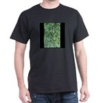 Bamboo Stalks Dark T-Shirt