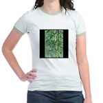 Bamboo Stalks Jr. Ringer T-Shirt