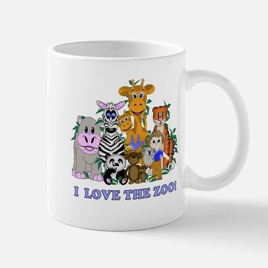 I love the Zoo Mug