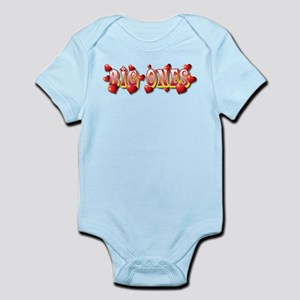 Big Ones Infant Bodysuit