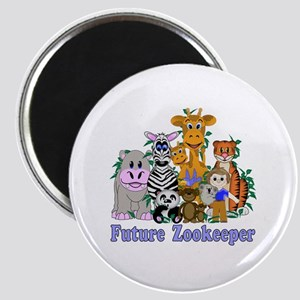 "Future Zookeeper 2.25"" Magnet (10 pack)"