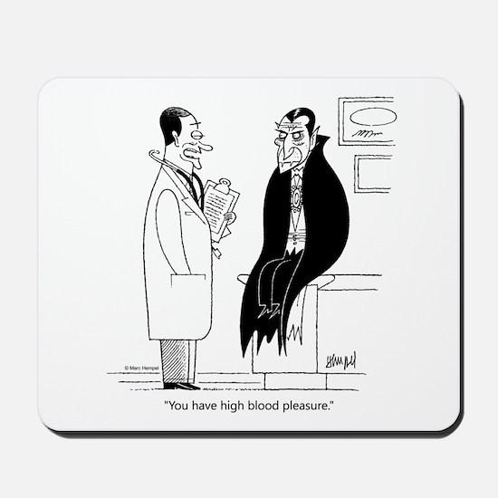 Doc and Drac Mousepad