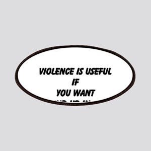 Random sayings Patches