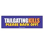TG 7 TG Kills Bumper Sticker