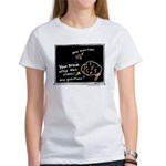 Your Brain Women's T-Shirt