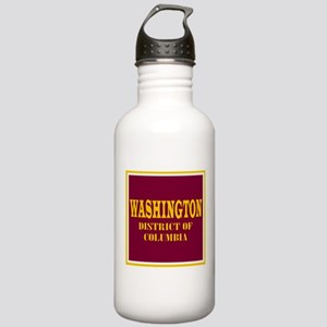Washington DC Stainless Water Bottle 1.0L