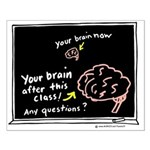 Your Brain Small Poster