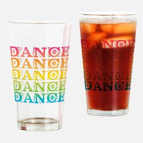 Cool Kix Drinking Glass