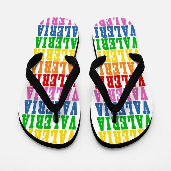 Unique Valeria Flip Flops