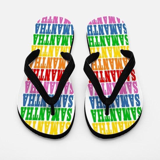Unique Samantha Flip Flops