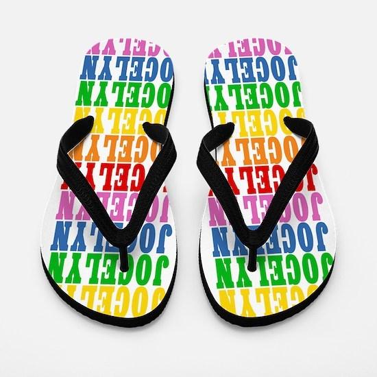 Unique Jocelyn Flip Flops