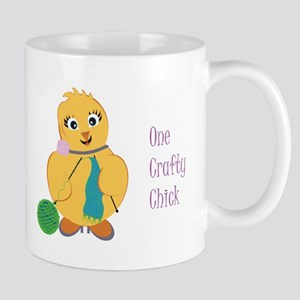 Crafty Chick Mug