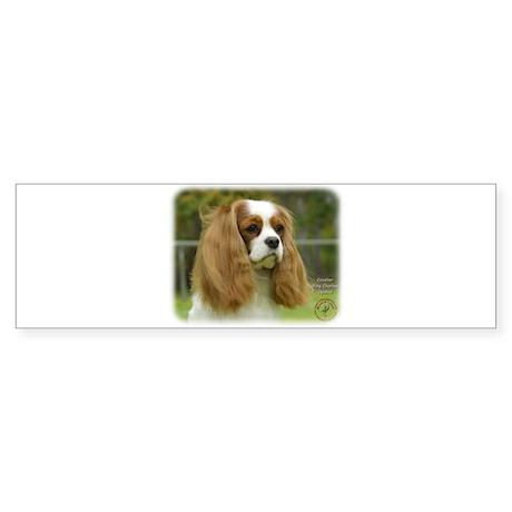 Cavalier King Charles Spaniel 9F098D-19 Sticker (B