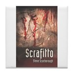 Scrafitto Tile Coaster