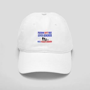 Freedom Isnt Free Cap
